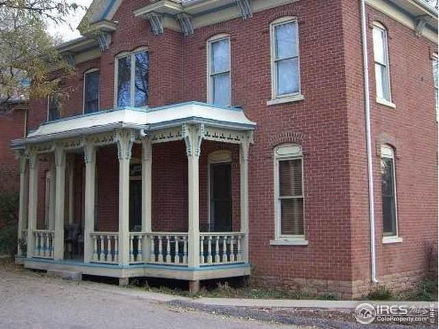 1237 Elder Ave #1, Boulder, CO 80304 (MLS #898569) :: Kittle Real Estate