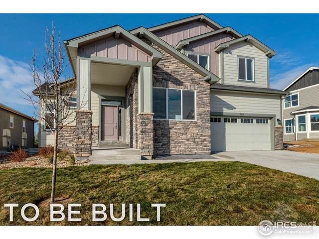 843 Shirttail Peak Dr, Windsor, CO 80550 (MLS #898594) :: Bliss Realty Group