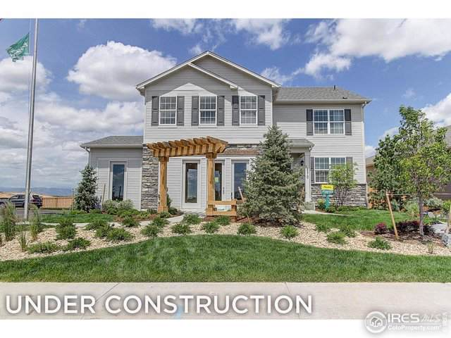 7119 Caleb Ave, Frederick, CO 80530 (MLS #898600) :: Tracy's Team