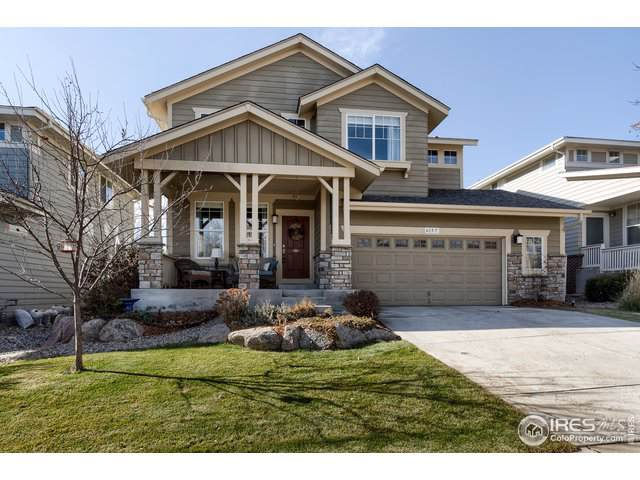 6157 Carmichael St, Fort Collins, CO 80528 (#898634) :: The Griffith Home Team