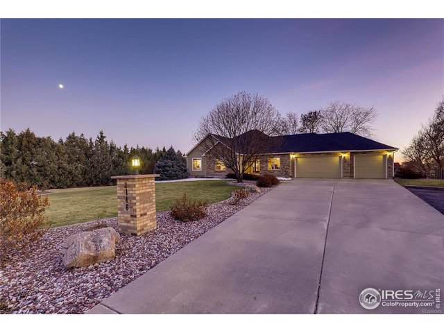 3146 County Road 36, Mead, CO 80542 (#898668) :: The Dixon Group