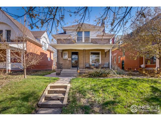 2824 N Gaylord St, Denver, CO 80205 (MLS #898683) :: J2 Real Estate Group at Remax Alliance