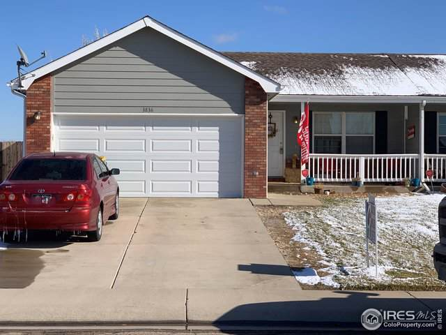 3836 24th Ave, Evans, CO 80620 (MLS #898732) :: Tracy's Team