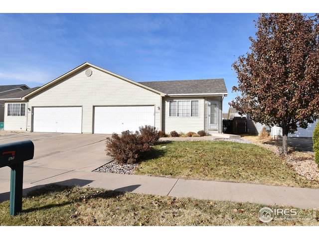 829 E 20th St Dr, Greeley, CO 80631 (MLS #898834) :: June's Team
