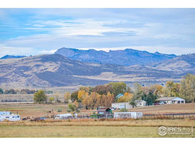1109 W County Road 56, Fort Collins, CO 80524 (MLS #899020) :: 8z Real Estate