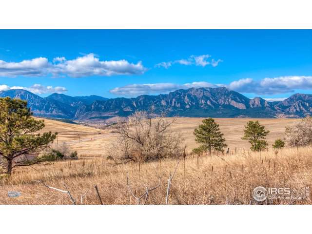 6907 Marshall Dr, Boulder, CO 80303 (MLS #899043) :: Colorado Home Finder Realty