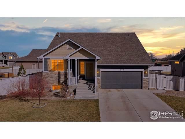 11448 Coal Ridge St, Firestone, CO 80504 (MLS #899121) :: Bliss Realty Group