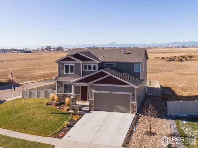 555 Conestoga Dr, Ault, CO 80610 (MLS #899554) :: Tracy's Team