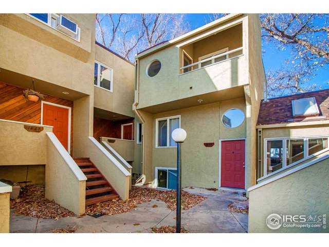 1645 9th St, Boulder, CO 80302 (#899588) :: James Crocker Team