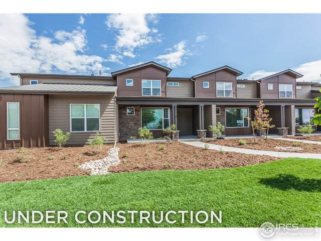 315 Skyraider Way #3, Fort Collins, CO 80524 (MLS #899677) :: June's Team