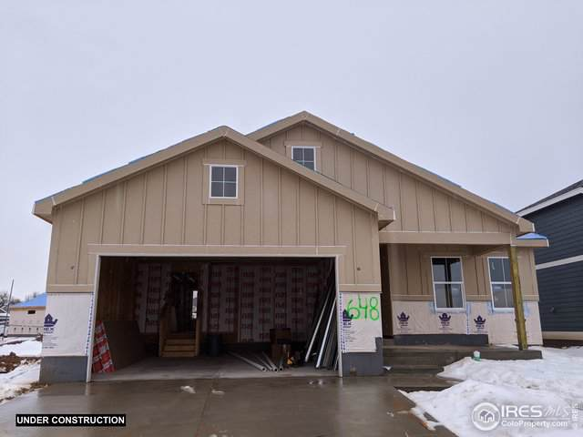 648 White Tail Ave, Greeley, CO 80634 (MLS #899721) :: 8z Real Estate