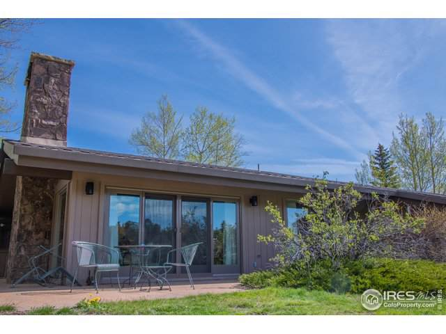 312 W Fox Acres Dr, Red Feather Lakes, CO 80545 (MLS #899752) :: 8z Real Estate