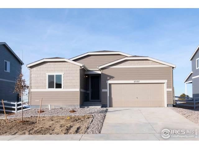 2337 Saddle Back Ct, Fort Lupton, CO 80621 (MLS #899830) :: 8z Real Estate