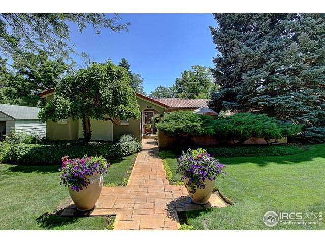 850 9th St, Boulder, CO 80302 (#899872) :: The Peak Properties Group
