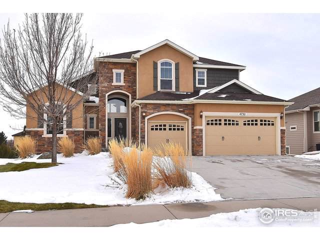 4732 Sorrel Ln, Johnstown, CO 80534 (MLS #899908) :: June's Team