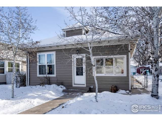 332 2nd St, Severance, CO 80615 (MLS #899912) :: 8z Real Estate