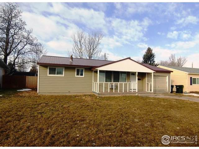135 Acoma St, Sterling, CO 80751 (MLS #900130) :: Bliss Realty Group