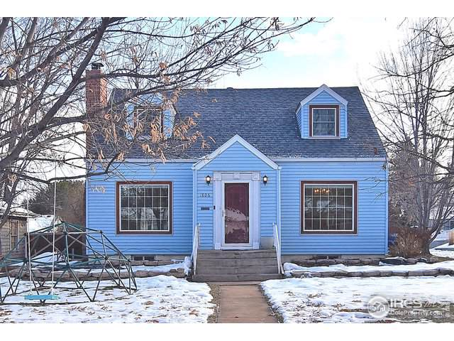 1806 17th Ave, Greeley, CO 80631 (MLS #900132) :: Downtown Real Estate Partners