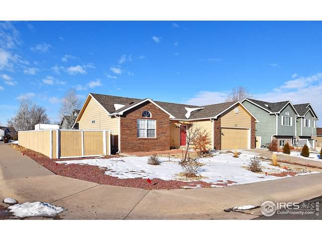 1617 51st Ave, Greeley, CO 80634 (MLS #900136) :: Downtown Real Estate Partners