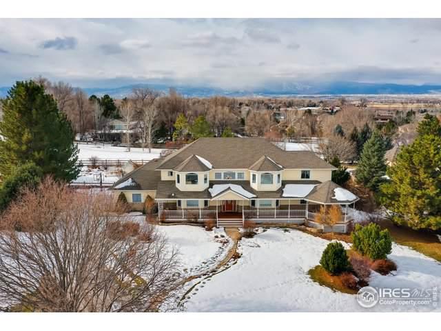7205 Spring Creek Cir, Niwot, CO 80503 (MLS #900168) :: Kittle Real Estate