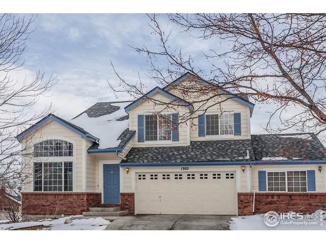 1302 Basseterre Pl, Fort Collins, CO 80525 (MLS #900204) :: Downtown Real Estate Partners