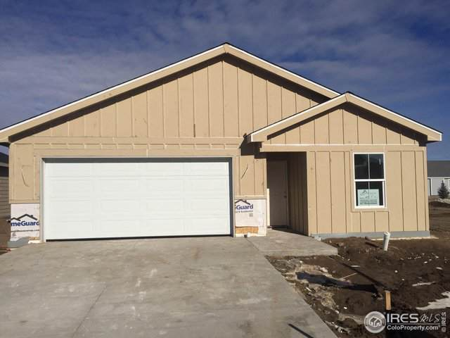 405 11th Ave, Wiggins, CO 80654 (#900219) :: The Peak Properties Group
