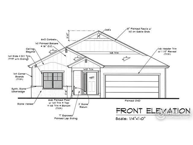 6807 Sage Meadows Dr, Wellington, CO 80549 (MLS #900221) :: Downtown Real Estate Partners