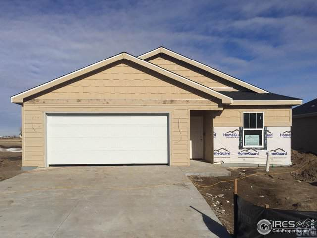 407 11th Ave, Wiggins, CO 80654 (#900222) :: The Peak Properties Group
