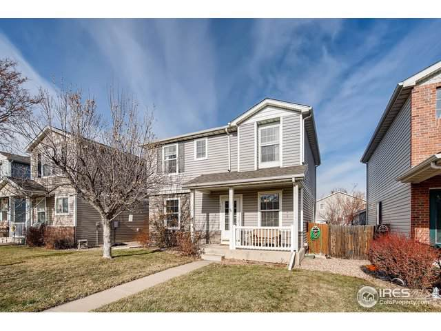 10700 Kimblewyck Cir #107, Northglenn, CO 80233 (#900308) :: The Peak Properties Group