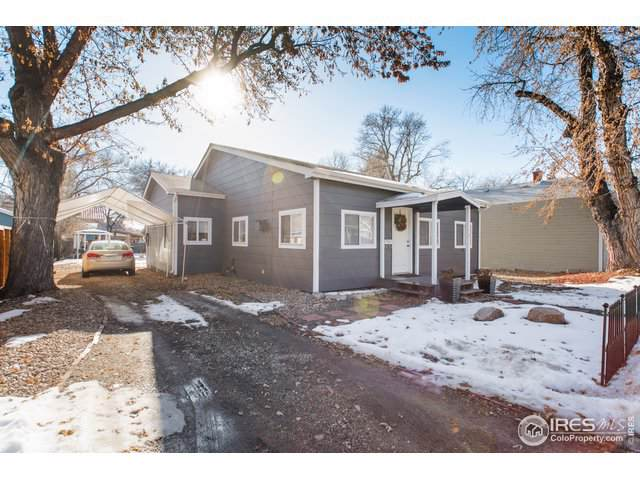 751 9th Ave, Longmont, CO 80501 (MLS #900345) :: Keller Williams Realty