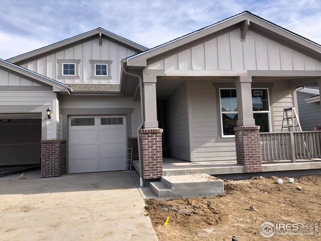 2444 Tyrrhenian Cir, Longmont, CO 80504 (MLS #900418) :: 8z Real Estate