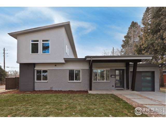 2060 Floral Dr, Boulder, CO 80304 (MLS #900579) :: Bliss Realty Group