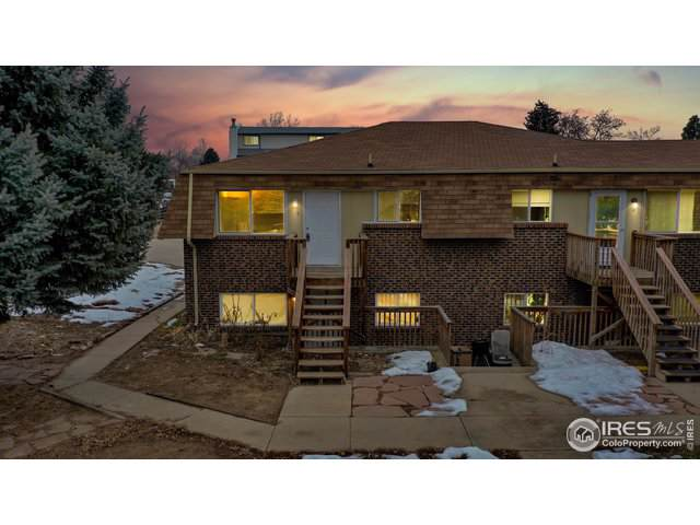 2241 Dexter Dr #6, Longmont, CO 80501 (MLS #900711) :: 8z Real Estate