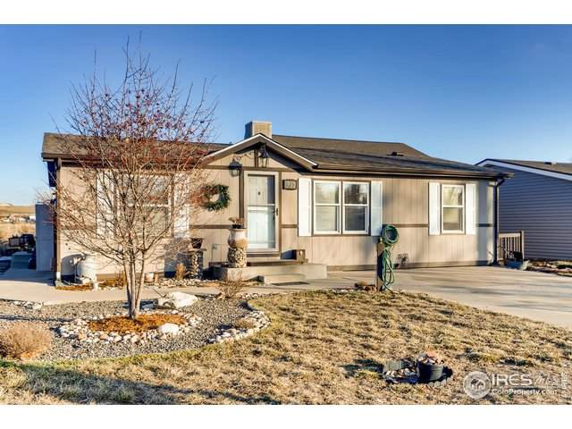 835 Briggs St, Erie, CO 80516 (MLS #900768) :: J2 Real Estate Group at Remax Alliance
