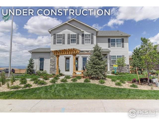 7216 Clarke Dr, Frederick, CO 80530 (#900992) :: The Dixon Group