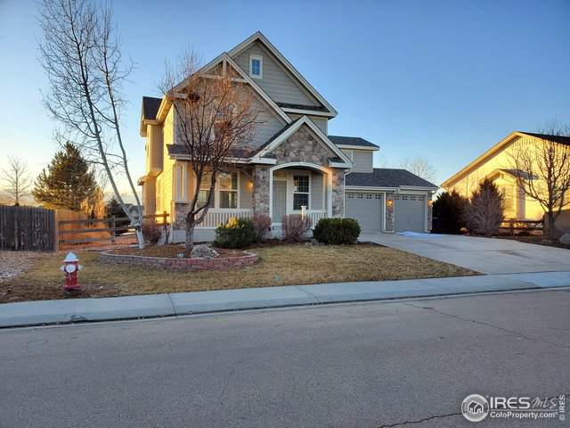 2351 Tyrrhenian Dr, Longmont, CO 80504 (MLS #901077) :: 8z Real Estate