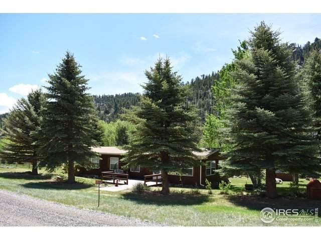 185 Meadow Ln, Bellvue, CO 80512 (#901093) :: iHomes Colorado