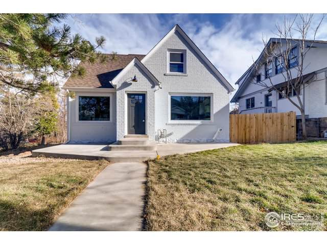 922 12th St, Boulder, CO 80302 (MLS #901195) :: Colorado Real Estate : The Space Agency