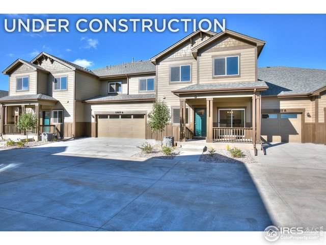 4155 Crittenton Ln #4, Wellington, CO 80549 (MLS #901264) :: Hub Real Estate
