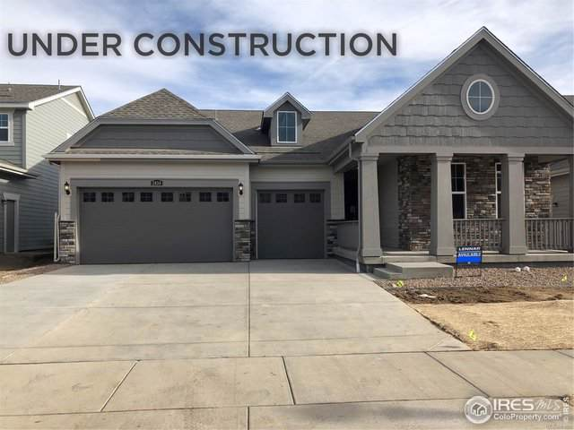 2434 Tyrrhenian, Longmont, CO 80504 (MLS #901317) :: 8z Real Estate