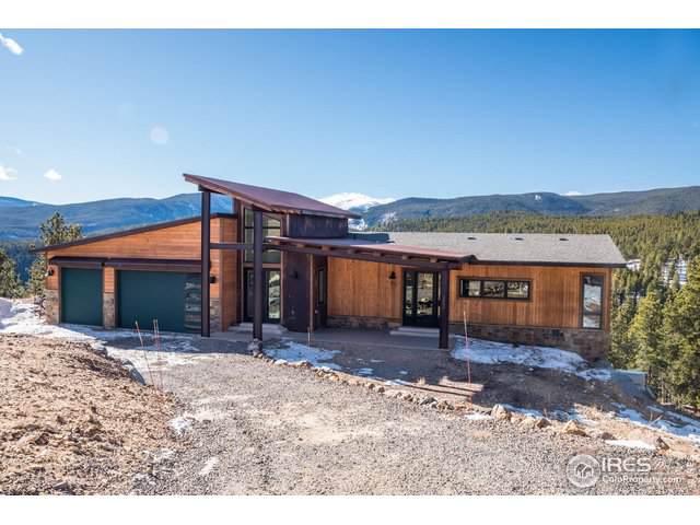 21 Ridge View Rd, Nederland, CO 80466 (MLS #901340) :: 8z Real Estate
