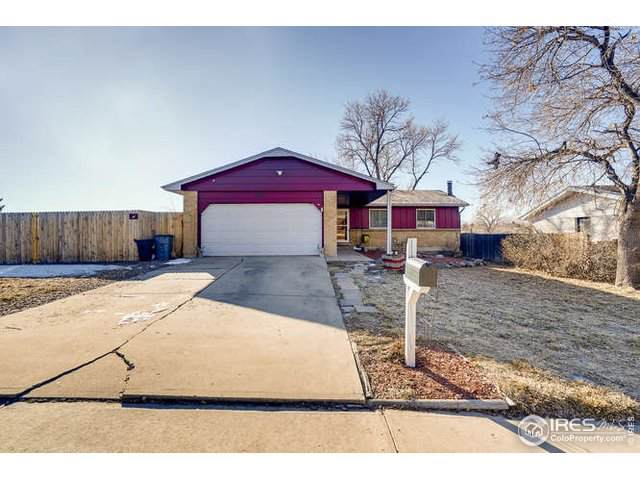 11934 W 65th Pl, Arvada, CO 80004 (MLS #901341) :: 8z Real Estate