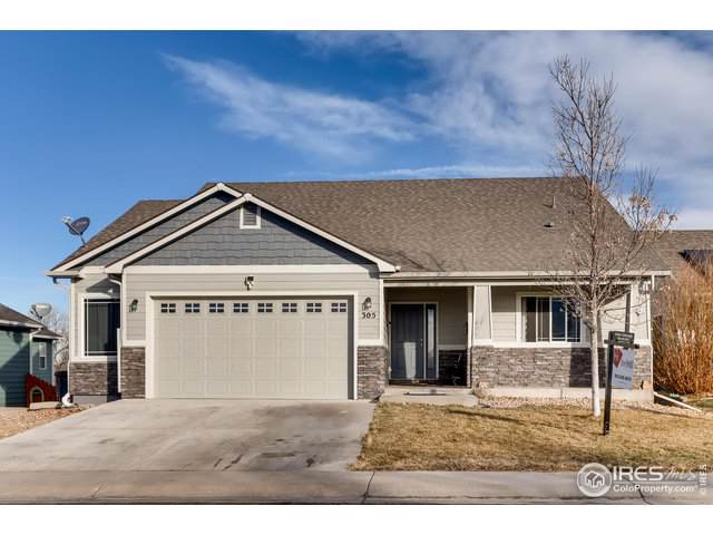 305 S 5th St Way, La Salle, CO 80645 (MLS #901449) :: June's Team