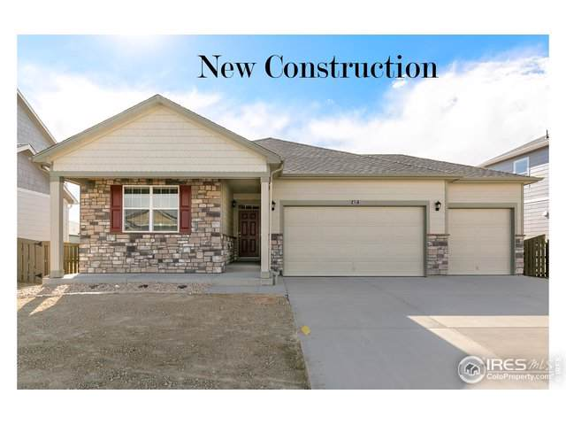 337 Central Ave, Severance, CO 80550 (MLS #901463) :: Bliss Realty Group