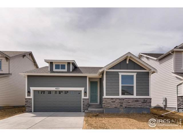 515 Ranchhand Dr, Berthoud, CO 80513 (MLS #901528) :: Downtown Real Estate Partners