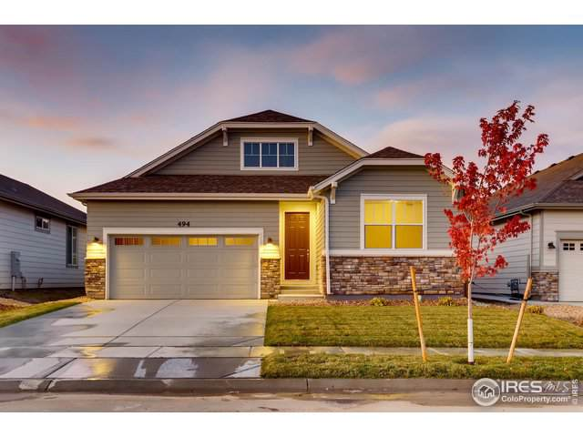 537 Ranchhand Dr, Berthoud, CO 80513 (MLS #901546) :: Downtown Real Estate Partners