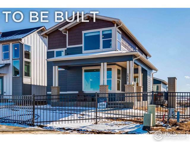 5701 Stone Fly Dr, Timnath, CO 80547 (MLS #901727) :: RE/MAX Alliance