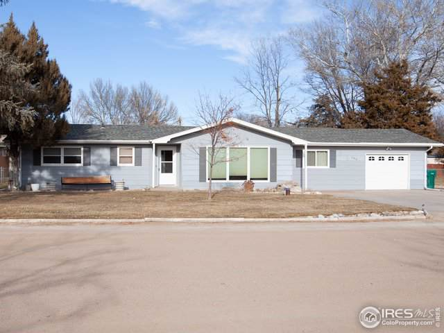 106 Crestmore Rd, Sterling, CO 80751 (MLS #901764) :: Jenn Porter Group