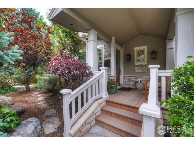 2481 Mapleton Ave, Boulder, CO 80304 (MLS #901829) :: Downtown Real Estate Partners