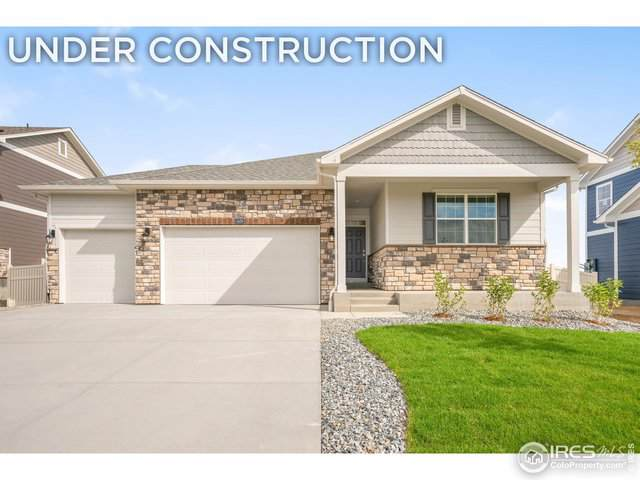 10447 Stagecoach Ave, Firestone, CO 80520 (MLS #901908) :: 8z Real Estate
